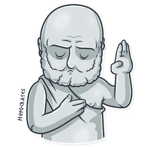 Ancient Greeks - Stickers for iMessage messages sticker-10