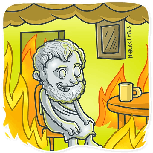 Ancient Greeks - Stickers for iMessage messages sticker-5