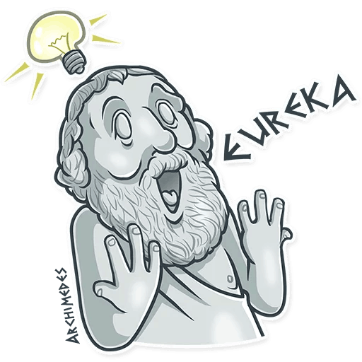 Ancient Greeks - Stickers for iMessage messages sticker-4