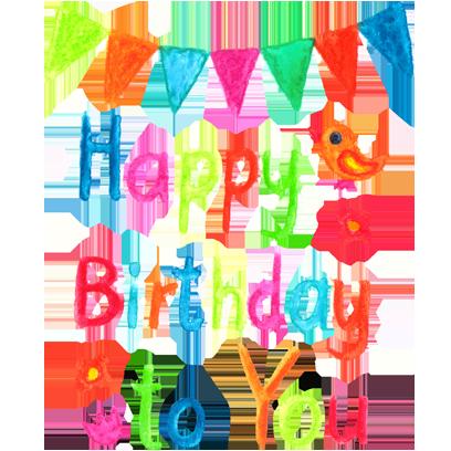 Birthday Artwork messages sticker-11