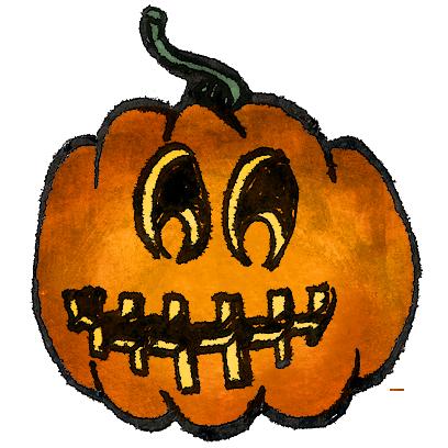 Pumpkin Patch Emoji messages sticker-11