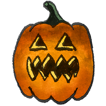 Pumpkin Patch Emoji messages sticker-8