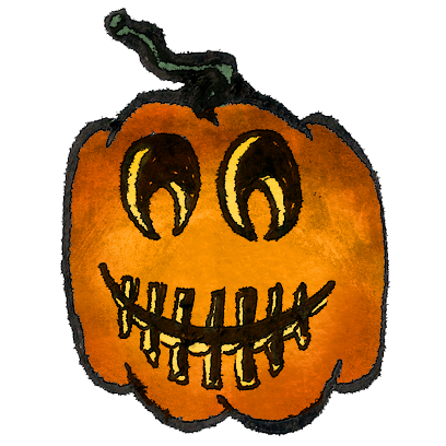 Pumpkin Patch Emoji messages sticker-6
