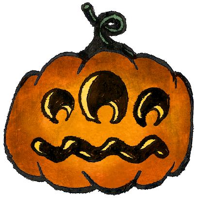 Pumpkin Patch Emoji messages sticker-5