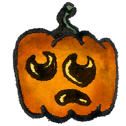 Pumpkin Patch Emoji messages sticker-3
