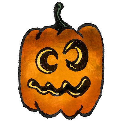 Pumpkin Patch Emoji messages sticker-7