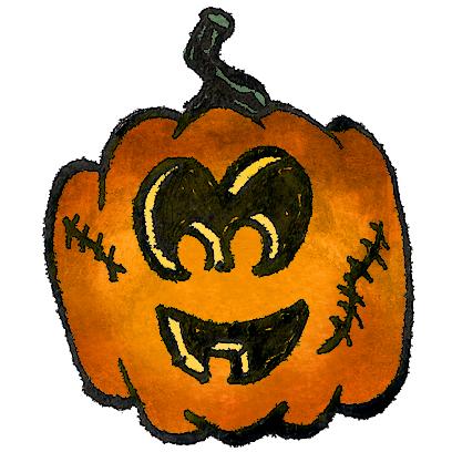 Pumpkin Patch Emoji messages sticker-10
