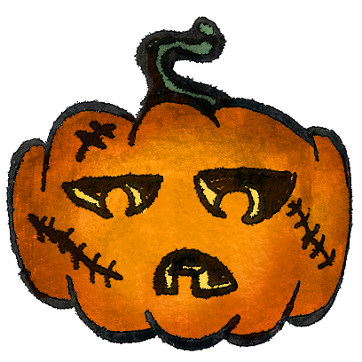 Pumpkin Patch Emoji messages sticker-1