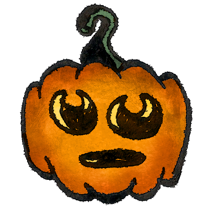 Pumpkin Patch Emoji messages sticker-2