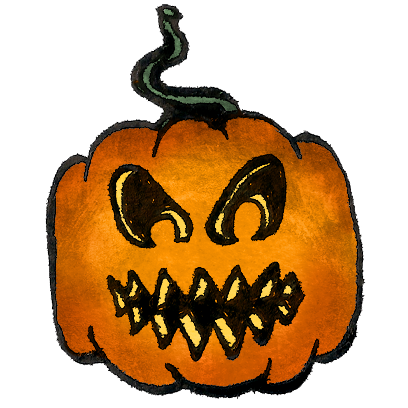Pumpkin Patch Emoji messages sticker-9