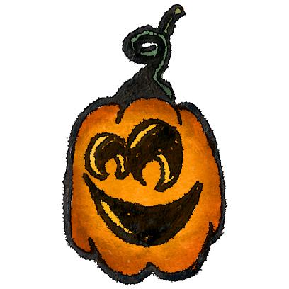 Pumpkin Patch Emoji messages sticker-0