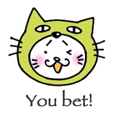 Kitty Cat Mayuneko Stickers Free messages sticker-2