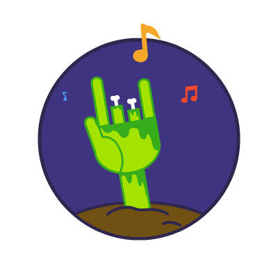 Let's Halloween - Make a funny Halloween chat! messages sticker-0