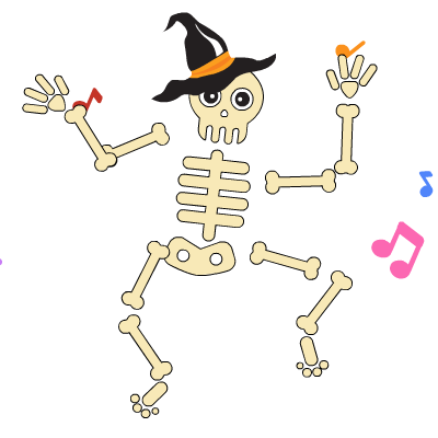 Let's Halloween - Make a funny Halloween chat! messages sticker-5