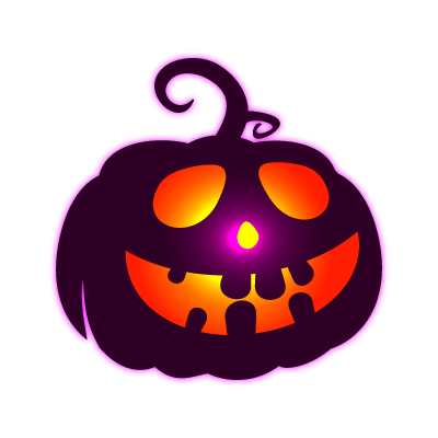 Let's Halloween - Make a funny Halloween chat! messages sticker-1