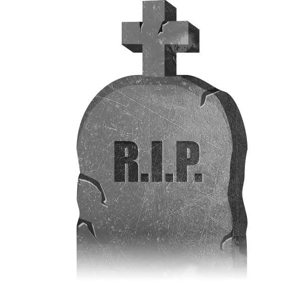 Halloween GraveStones messages sticker-4