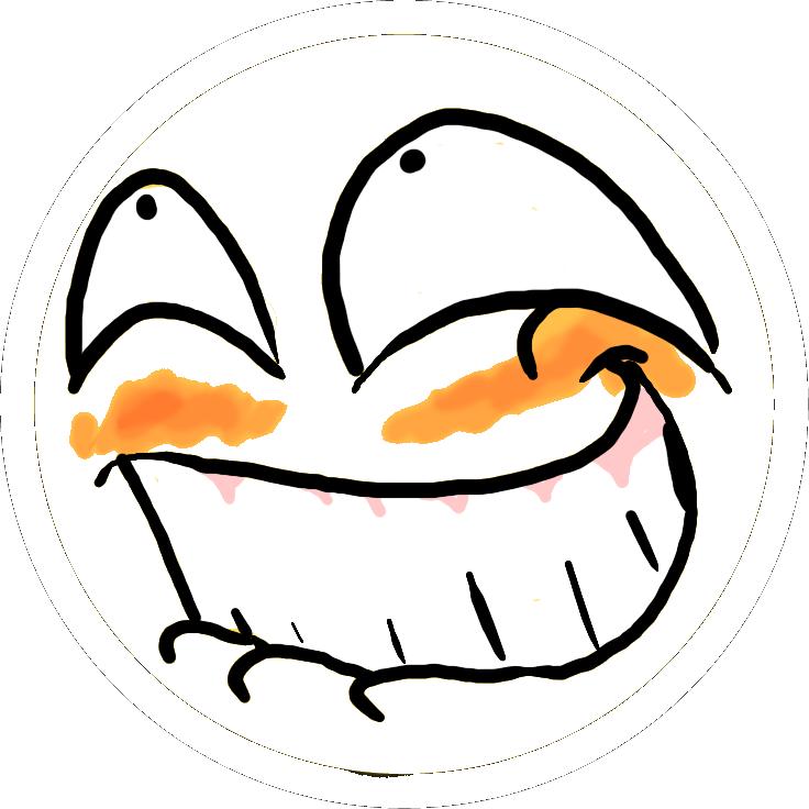 Lol Faces Meme messages sticker-6