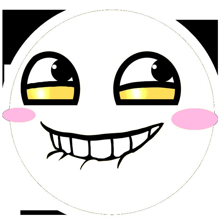 Lol Faces Meme messages sticker-8