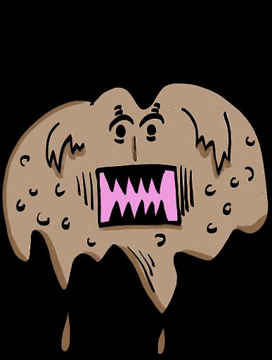 Parasites messages sticker-5
