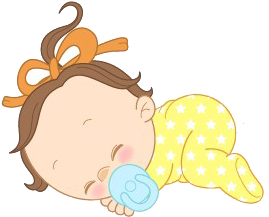 Baby Cute Sticker Pack 01 messages sticker-8