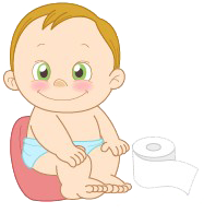 Baby Cute Sticker Pack 01 messages sticker-1