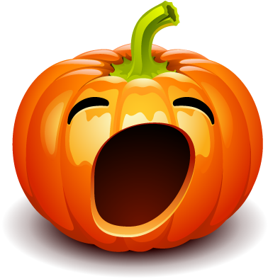 Pumpkin Happy Halloween Sticker messages sticker-9