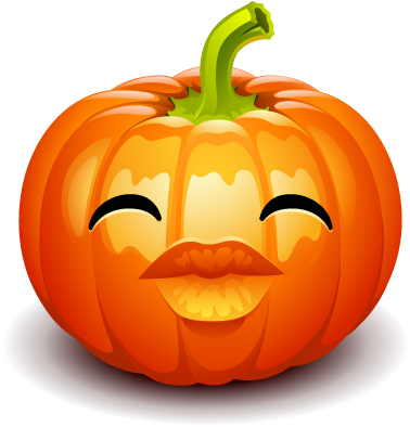 Pumpkin Happy Halloween Sticker messages sticker-1