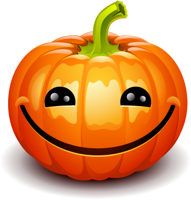 Pumpkin Happy Halloween Sticker messages sticker-8