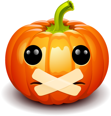 Pumpkin Happy Halloween Sticker messages sticker-10