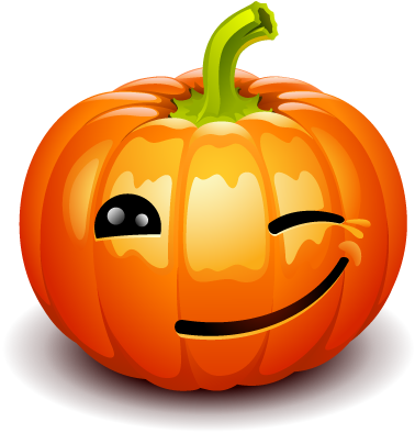Pumpkin Happy Halloween Sticker messages sticker-11