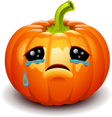 Pumpkin Happy Halloween Sticker messages sticker-6