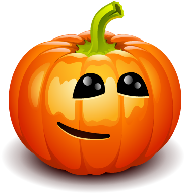 Pumpkin Happy Halloween Sticker messages sticker-3