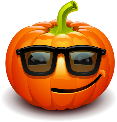 Pumpkin Happy Halloween Sticker messages sticker-0