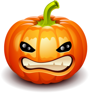 Pumpkin Happy Halloween Sticker messages sticker-2