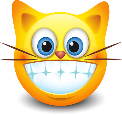 Cat Emotion Cute Sticker messages sticker-1
