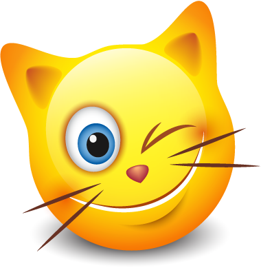 Cat Emotion Cute Sticker messages sticker-5