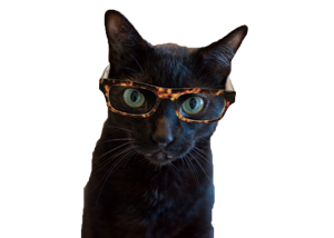 Animals Wearing Glasses messages sticker-7