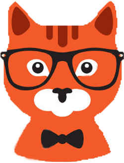 Animals Wearing Glasses messages sticker-2