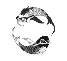 Animals Wearing Glasses messages sticker-4