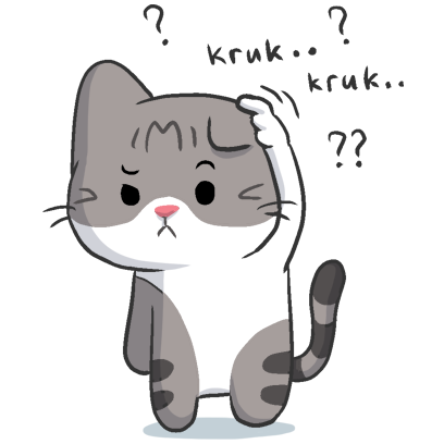 Meow the Tabby Cat messages sticker-5