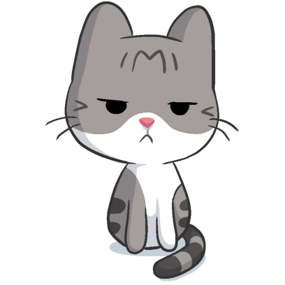 Meow the Tabby Cat messages sticker-6