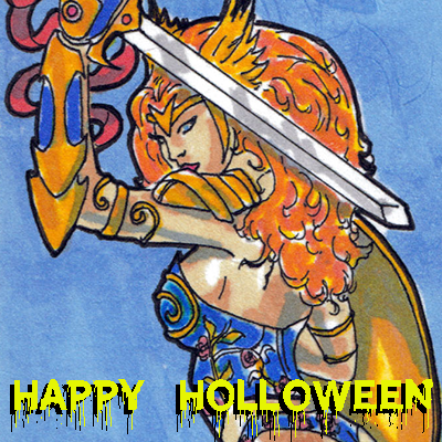 Spooky Holloween Stickers messages sticker-1