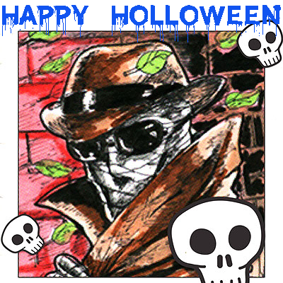 Spooky Holloween Stickers messages sticker-10