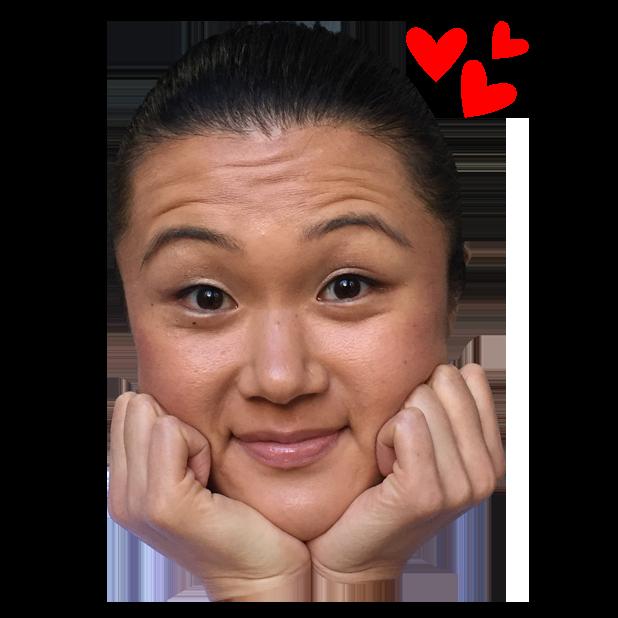 Crazy Girlfriend Sticker Pack messages sticker-11