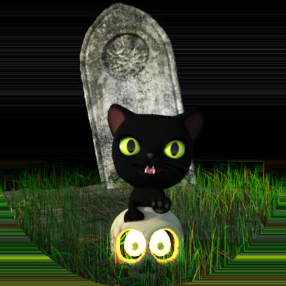 Halloween Stickers - Spooky Fun Sticker Pack messages sticker-1