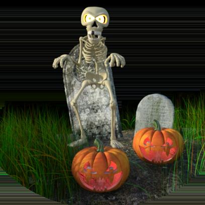 Halloween Stickers - Spooky Fun Sticker Pack messages sticker-3