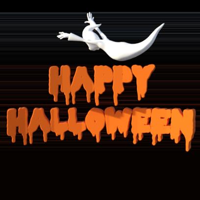 Halloween Stickers - Spooky Fun Sticker Pack messages sticker-9