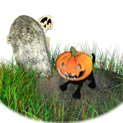 Halloween Stickers - Spooky Fun Sticker Pack messages sticker-7