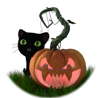 Halloween Stickers - Spooky Fun Sticker Pack messages sticker-0