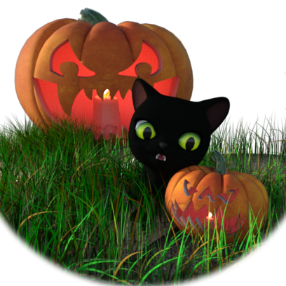 Halloween Stickers - Spooky Fun Sticker Pack messages sticker-6